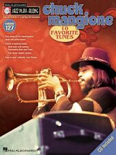 Chuck Mangione Jazz Play Along Book and CD NEW 000843188