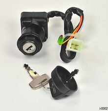 Ignition Key Switch SUZUKI 1999 2000 2001 2002 LT-F300F LTF300F KING QUAD 4WD