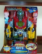 TRANSFORMERS - DEVASTATOR - CONSTRUCTICON - REVENGE OF THE FALLEN - NUEVO