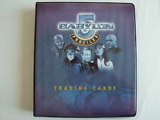 Babylon 5 Profiles Master Set