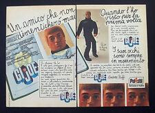F255-Advertising Pubblicità-1975-POLISTIL GIJOE