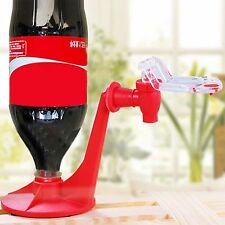 The Magic Tap Saver Soda Dispenser Bottle Coke Upside Down Drinking Water