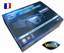 ► Kit VEGA® Angel Eyes Feux Neon CCFL Xénon BMW E46 330i 330ci 330d 330cd ◄