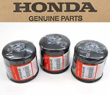New Genuine Honda MJ0 Quality Oil Filter & Seal Cartridge 3 Multi Qty Pack #T179