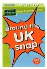 Children's Around the UK Snap Educational Card Game g6