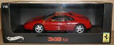 Ferrari 348 tb by Hot Wheels Elite in 1:18 scale