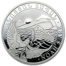 2013 1 oz Silver Armenia 500 Drams Noah's Ark Coin - SKU #74881