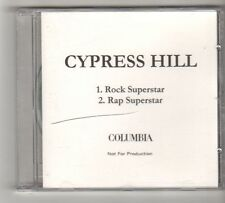 (FZ557) Cypress Hill, Rock Superstar - DJ CD
