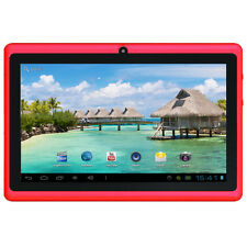 """Tablet PC 7"""" Android 4.2.2 Jelly Bean 4GB Pad Multi Touch pink 17,8 cm WiFi 111"""