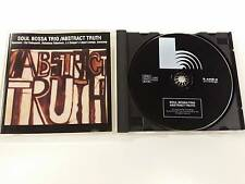 SOUL BOSSA TRIO / ABSTRACT TRUTH  CD 1995