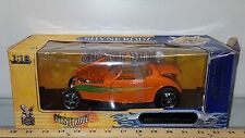 1/18 YATMING/ROAD SIGNATURE SHYNE RODZ 1933 FORD ROADSTER ORANGE rd