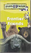 PAL VHS VIDEO TAPE :  FRONTIER FRIENDS: GROWING UP WILD
