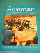 THE RIFLEMAN - EUROPEAN AIR GUN CHAMPIONSHIPS - APRIL 1991 #699