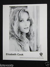 ELIZABETH COOK—2002 PUBLICITY PHOTO