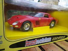 JOUEF EVOLUTION 1/18em: FERRARI 250 GT 1964 rouge état neuf boite jamais ouverte