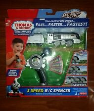Fisher-Price Thomas the Train: TrackMaster 3 speed R/C Spencer New HTF Rare
