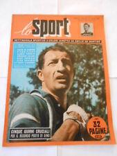 LO SPORT n.29 del 17 - LUGLIO -1952 - GINO BARTALI