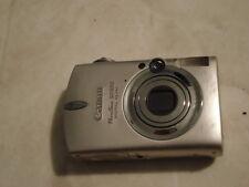 Nice Canon Powershot SD550 Digital Camera IXUS750