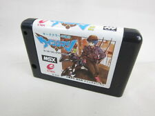 MSX WING MAN 2 ENIX Wingman Cartridge Import Japan Video Game msx cart