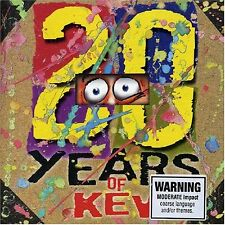 KEVIN BLOODY WILSON : 20 YEARS OF KEV (2 disc set) (CD) Sealed