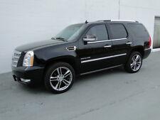 Cadillac: Escalade Platinum AWD