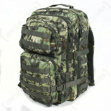 MANDRA Woodland Camo MOLLE RUCKSACK Assault Large Bag 36L BACKPACK Tactical Pack