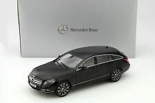 Mercedes Benz CLS class Shooting Brake obsidian black 1:18 Norev