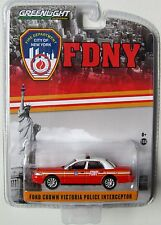 NEW YORK FIRE DEPARTMENT 2011 FORD CROWN VICTORIA POLICE INTERCEPTOR