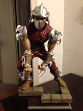 Sideshow Exclusive Shredder Tmnt teenage Mutant Ninja Turtles 302/500