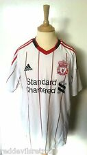Liverpool FC 2010-2011 Official Adidas Football Third Shirt (Adult Small)