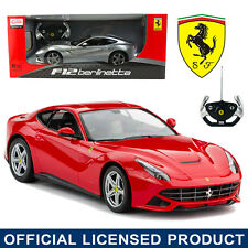 New Licensed 1:14 Ferrari F12 Electric RC Radio Remote Control Sport Car Kid Toy