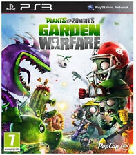 Plants vs zombies: garden warfare (Sony PlayStation 3, 2014)