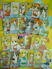 LOT 24 Candy Candy Japan vintage bookmark small card classic rare manga