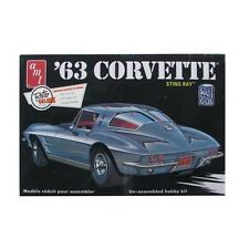 2014 AMT 861 1963 Chevy Corvette Sting Ray Street Rod Model KIT new in the box
