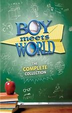 Boy Meets World The Complete DVD Collection