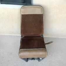 VINTAGE ARTICULATING AIRCRAFT SEAT