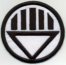 "5"" Black Lantern Corps Classic Style Embroidered Patch"