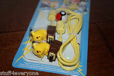 Nintendo Game Boy Color Pokemon Pikachu Link Cable (Brand New Blister Pack)