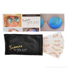 SUNNIES Sunglasses BY FLASH TATTOOS MERMAID RETAIL $48 NEW NIB