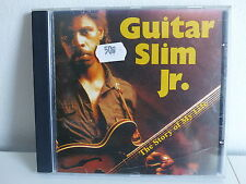 CD Album GUITAR SLIM JR The story of my life OR4188 CD BLUES