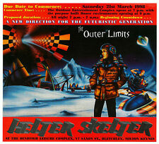 HELTER SKELTER - THE OUTER LIMITS (HARDCORE CD'S) 21ST MARCH 1998