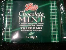 Sweets Chocolate Mint Bars Scottish Sweets Pack of Three