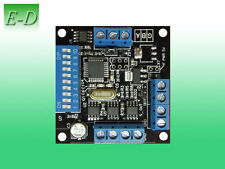 Led controller, DMX 512 driver, 3-ch. 24A, DMX to UCS1903, WS2812, SK6812 chip..