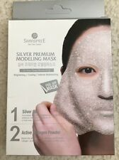 Shangpree Silver Premium Modeling Rubber Mask