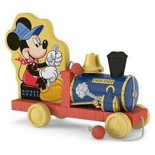Hallmark 2016 Choo Choo Mickey Mouse Disney  Ornament