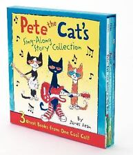 Pete the Cat: Sing-Along Story Collection by James Dean (2014, Hardcover)