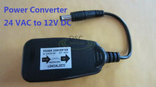 24Volt AC to 12Volt DC Power Converter  Transformer Box