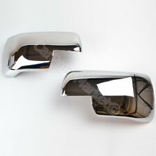 LAND RANGE ROVER SPORT 05-09 FULL CHROME MIRROR COVERS