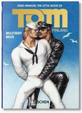 Tom Of Finland The Little Book of Military Men - Taschen