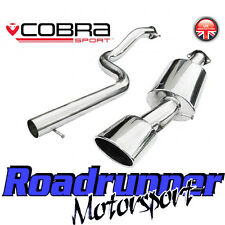 "SE05 Cobra Seat Leon MK1 1.9 TDi (99-05) Exhaust System 2.5"" Cat Back Non Res"
